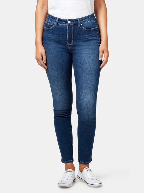 Curve Butt Lifter Skinny Jeans