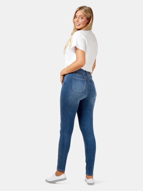 Freeform 360 Contour CE H/W Skinny Jeans, No Wash, hi-res