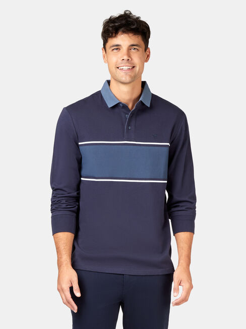 LS Casper Rugby Polo