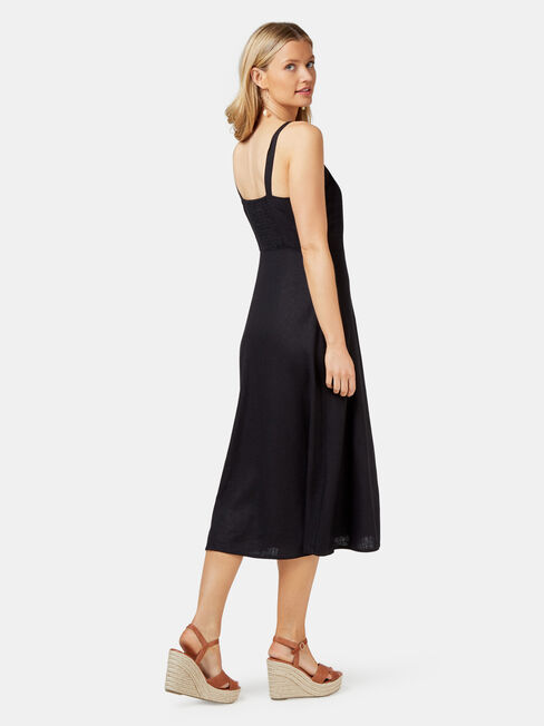 Charlie Dress, Black, hi-res