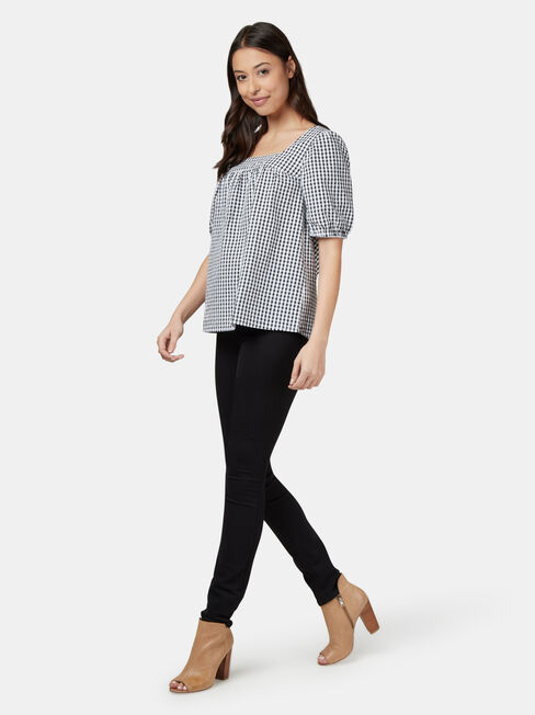 Sienna Square Neck Top
