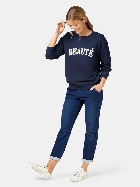 Maeve Sweater, Blue, hi-res