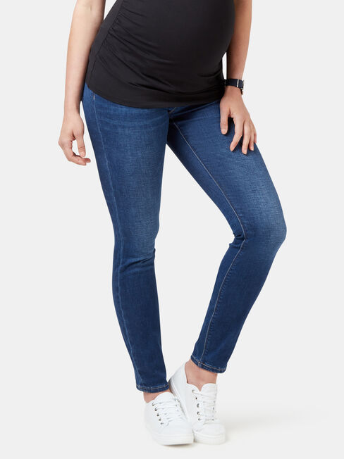 Maternity Skinny Jeans Bright Vintage