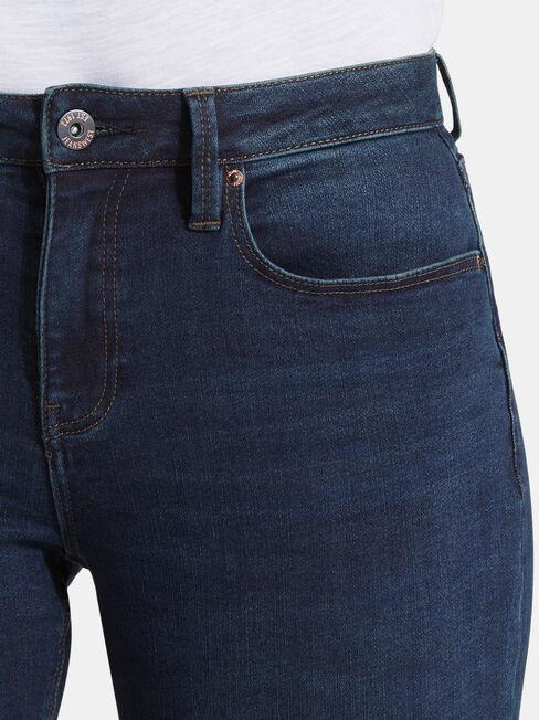 Curve Embracer Bootcut Jeans Midnight Blue, Dark Indigo, hi-res