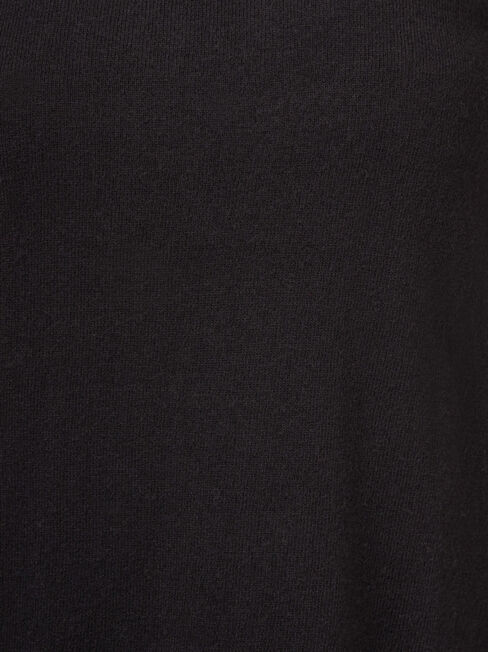 Reese Pullover, Black, hi-res
