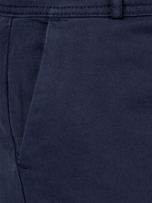 Avril Chino Pant, Blue, hi-res