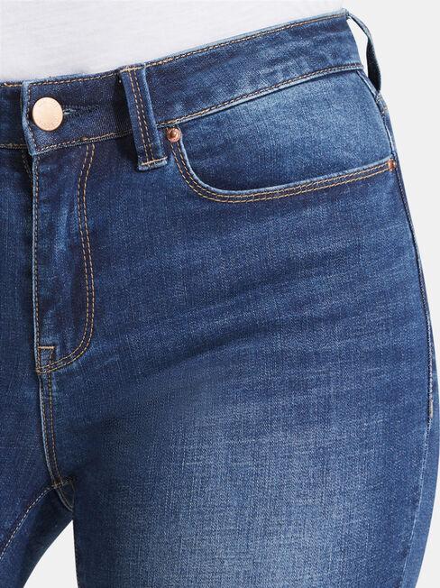 Curve Embracer Skinny Jeans Mid Vintage, Mid Indigo, hi-res