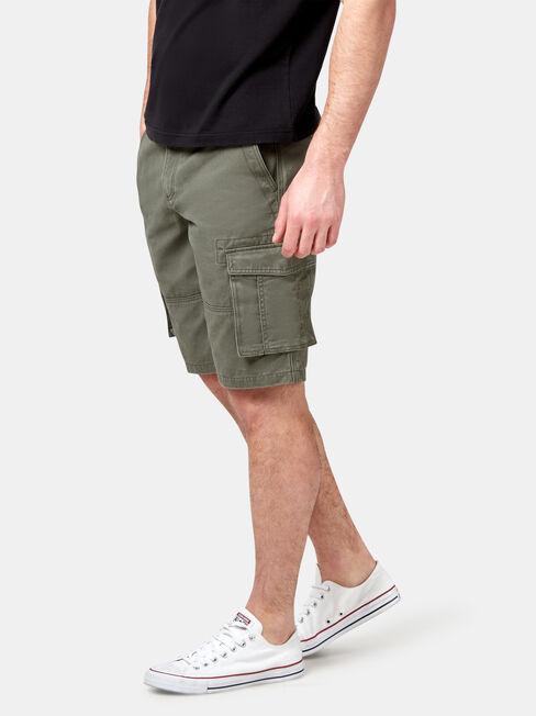 Hendrix Cargo Short, Green, hi-res