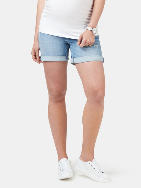 Maternity Boyfriend Short