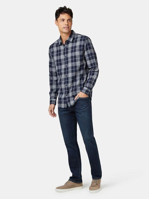 Jack Long Sleeve Brushed Check Shirt