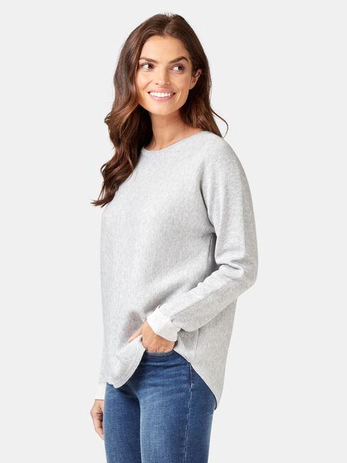 Jasmine Double Faced Knit, Multi, hi-res