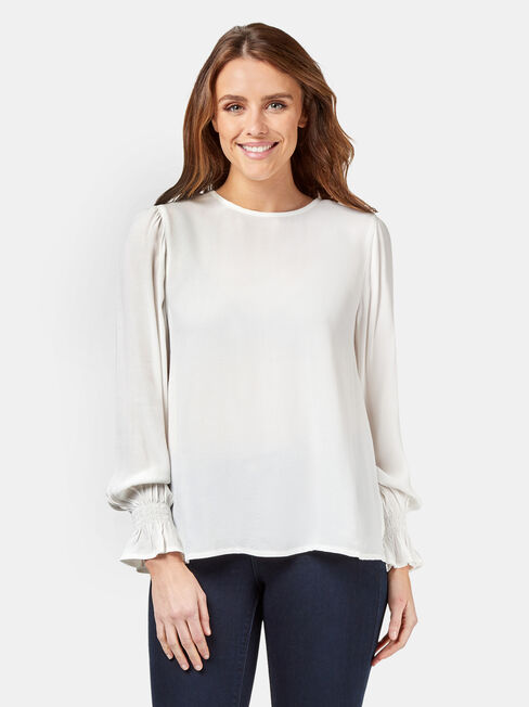Elliot High Low Blouse
