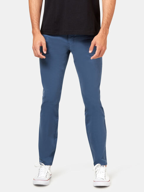 Slim Tapered Jeans Spring Blue