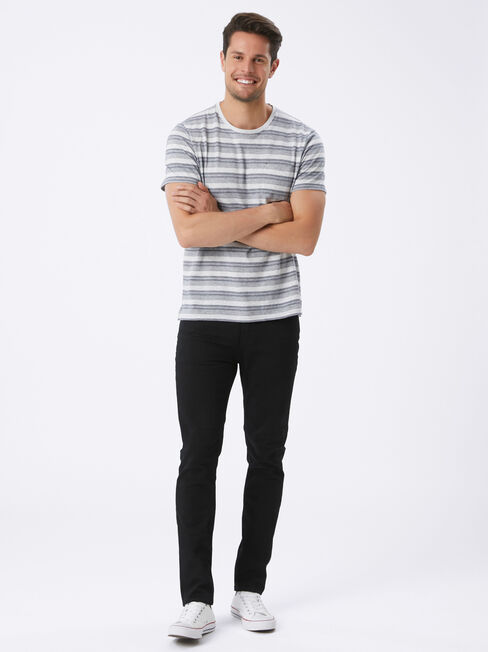 Skinny Jeans Black Encore, Black, hi-res