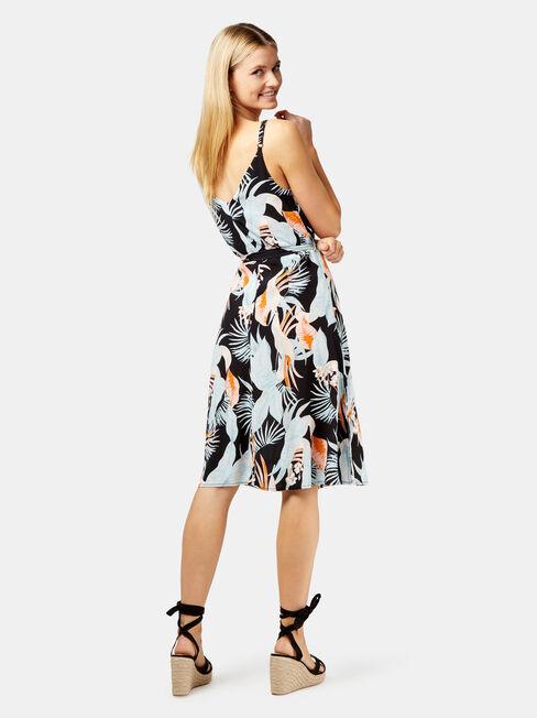 Kimberly Dress, Print, hi-res