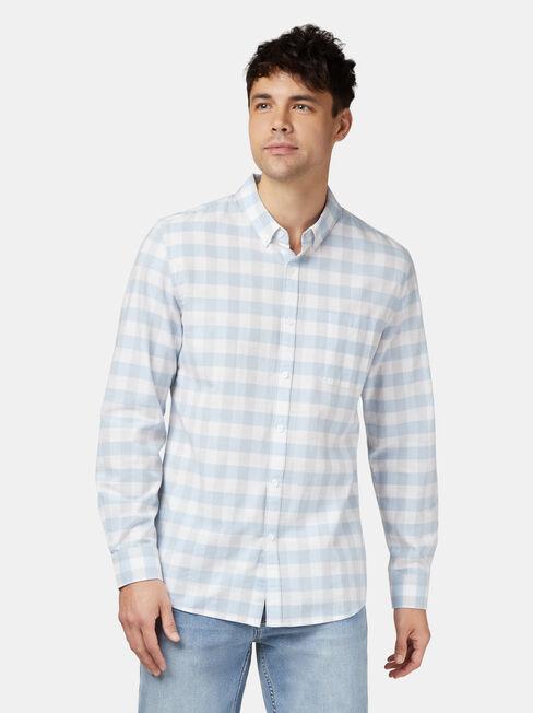 Nate Long Sleeve Check Shirt