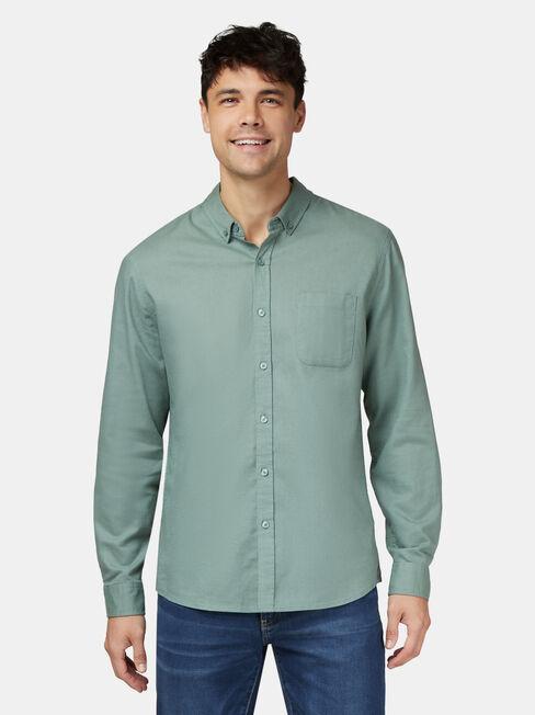 Brody Long Sleeve Textured Shirt