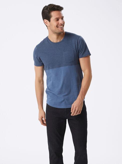 Slim Straight jeans Dark Night, DeepWash, hi-res