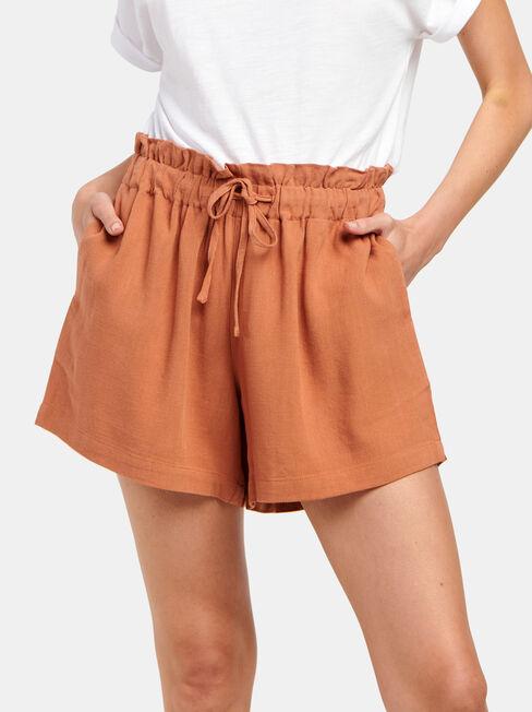 Joanna Core Linen Blend Short
