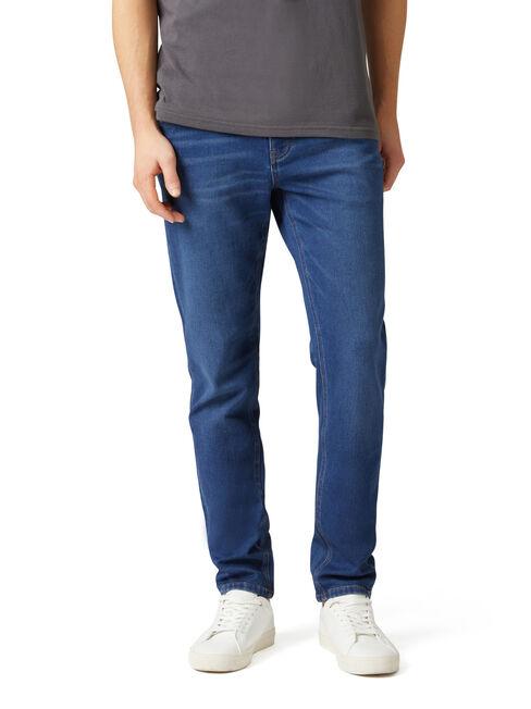 Side Pocket Knit Jean, No Wash, hi-res