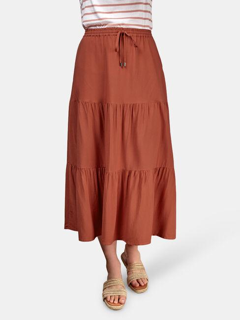 Kennedy Tiered Skirt