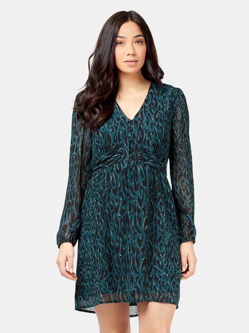 Cleo Print Dress
