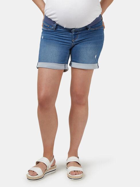 Charlie Maternity Bermuda Short