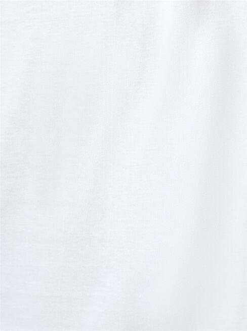 Winston Long Sleeve Tee, White, hi-res