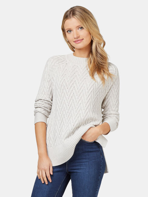 Juno Cable Knit
