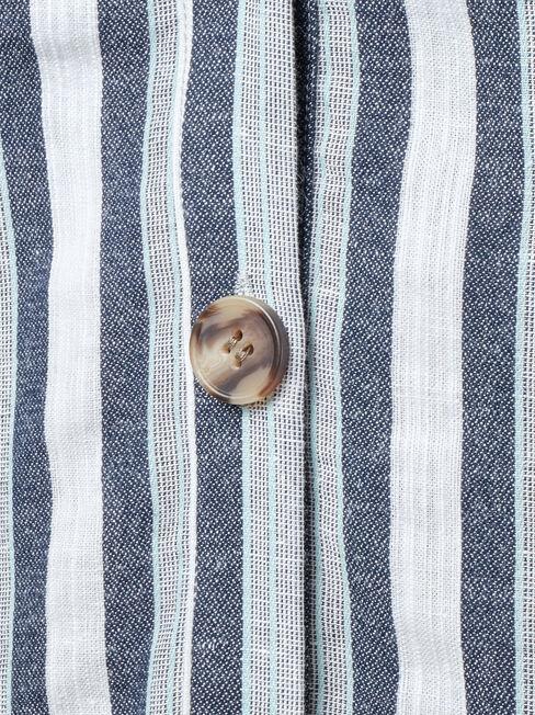 Leah Stripe Cami, Stripe, hi-res