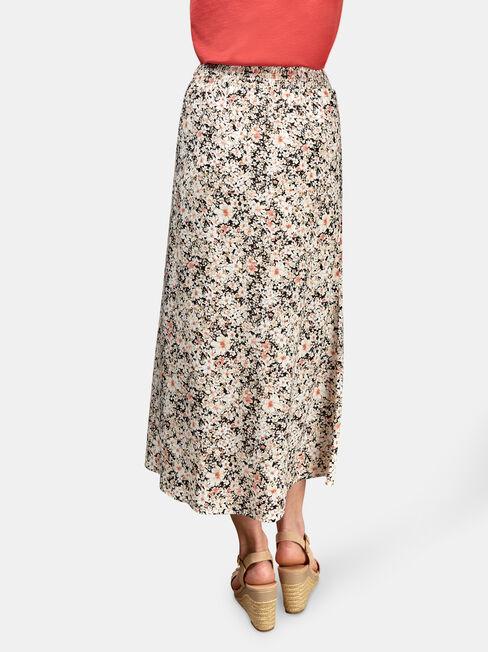 Gabriella Soft Skirt, Multi, hi-res