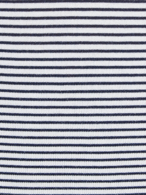 Aria Soft Touch Hoodie, Stripe, hi-res