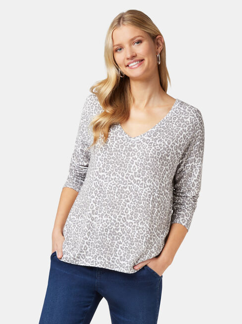 Alice Soft Touch V-Neck Pullover