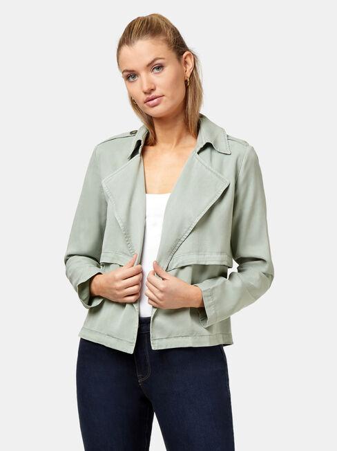 Poppy Short Soft Jacket