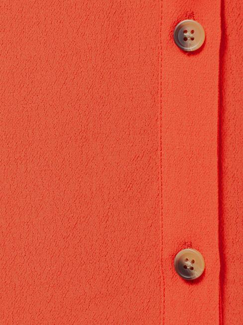 Valentine Shirt Dress, Red, hi-res