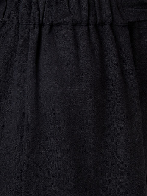 Helena Soft Short, Black, hi-res