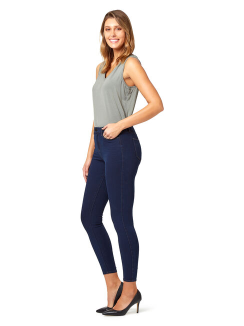Freeform 360 Skinny 7/8 Regal Indigo, Dark Indigo, hi-res