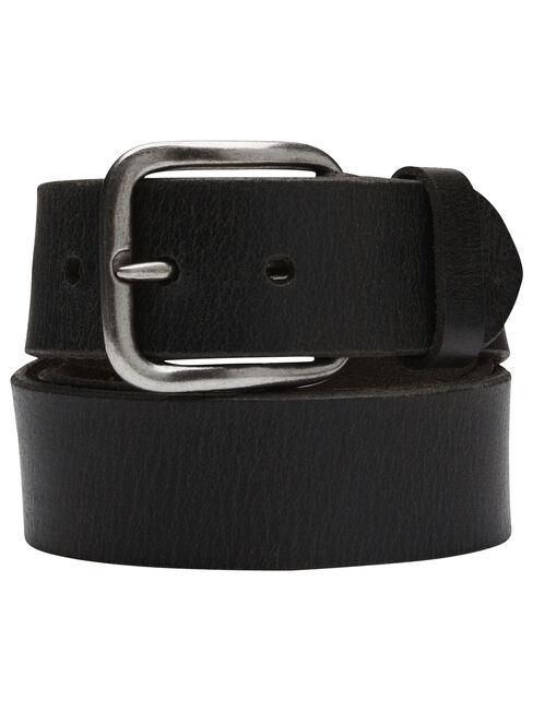 Finch Belt, Black, hi-res