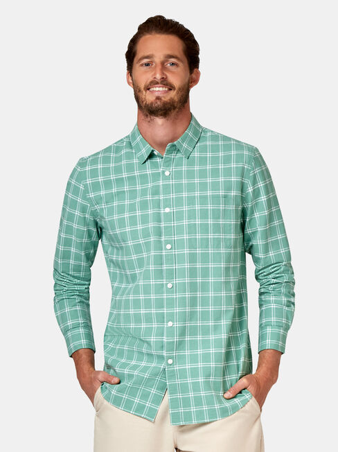 Cooper Long Sleeve Check Shirt