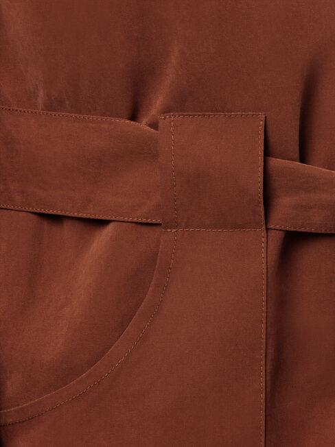 Jade Water Resistant Jacket, Red, hi-res