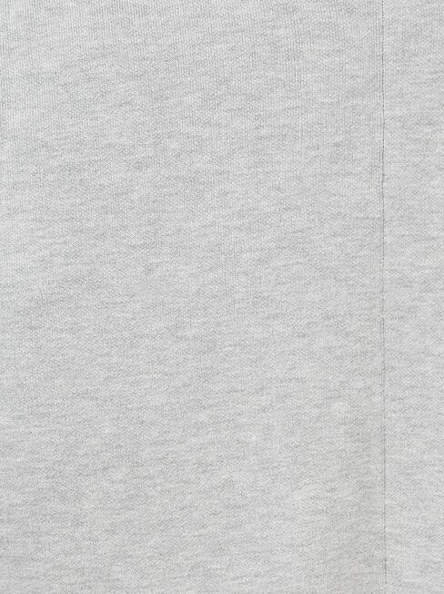 Aisha Hooded Coatigan, Grey, hi-res