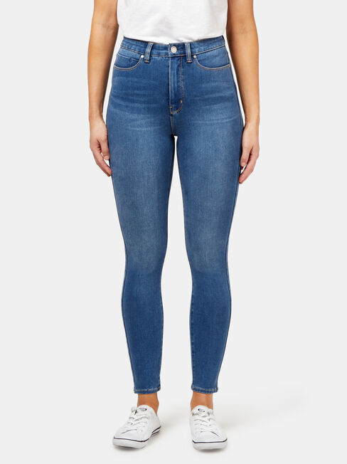 Freeform 360 Contour HW Skinny 7/8 Jeans