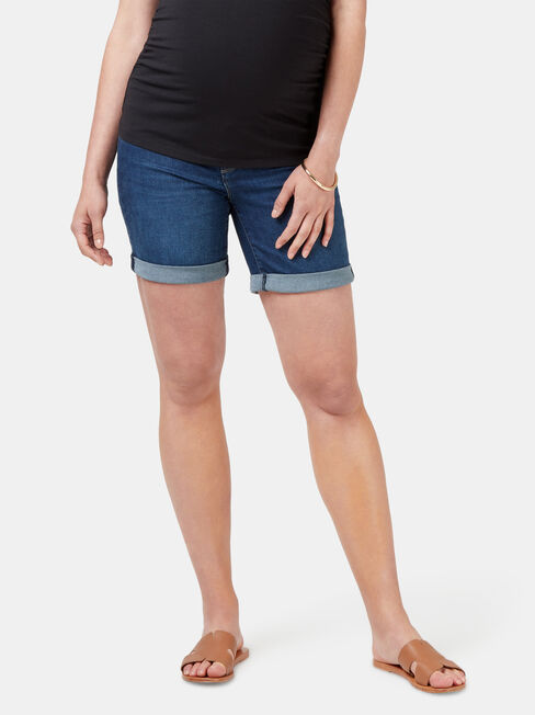 Maternity Bermuda Short