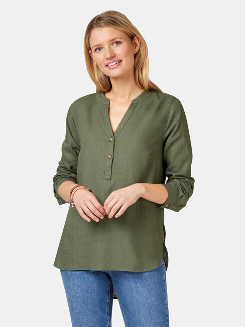 Everly Linen Shirt