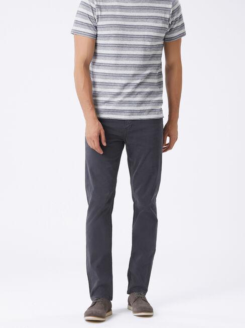 Slim Straight jeans Navy