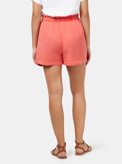 Tahlia Short, Orange, hi-res