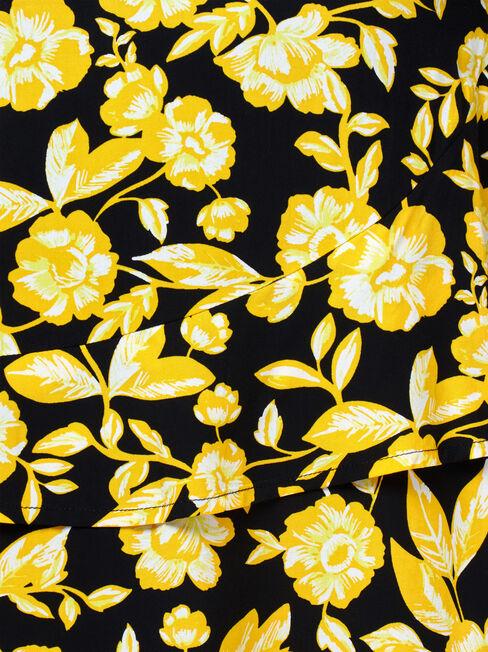 Selena Skirt, Print, hi-res