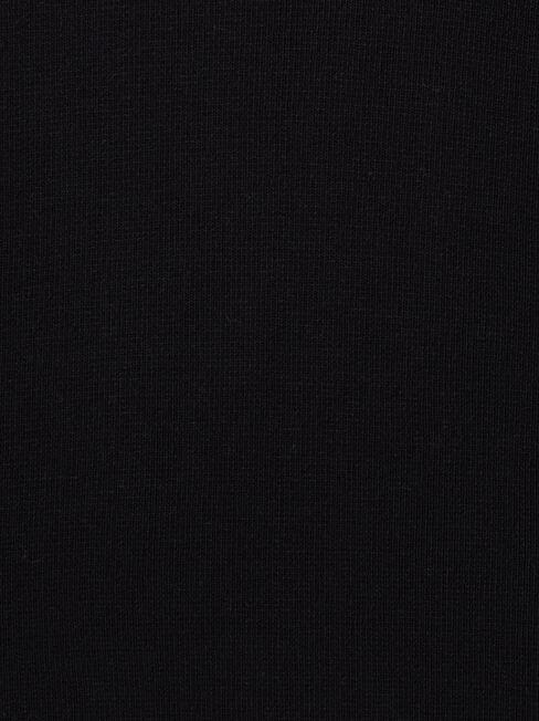 Milly Swing Knit, Black, hi-res