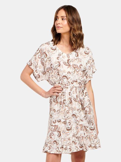 Harper Tiered Dress