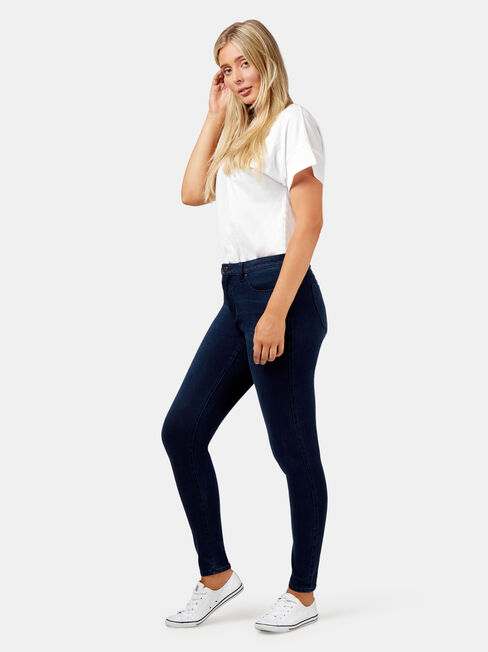 Freeform 360 Contour CE Skinny Jeans, No Wash, hi-res